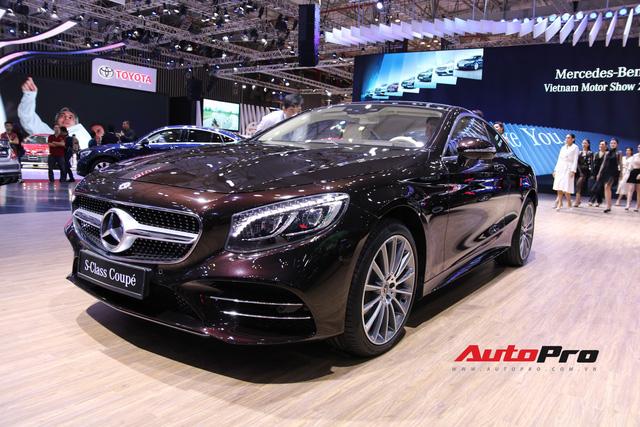 Xe pha lê Mercedes-Benz S450 4MATIC Coupe chốt giá hơn 6,1 tỷ đồng - Ảnh 6.