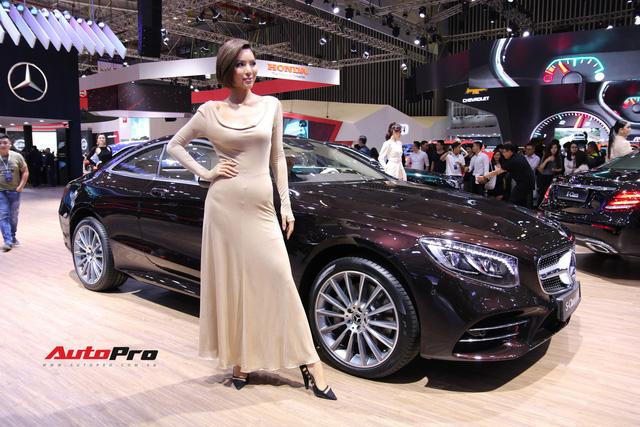 Xe pha lê Mercedes-Benz S450 4MATIC Coupe chốt giá hơn 6,1 tỷ đồng - Ảnh 1.