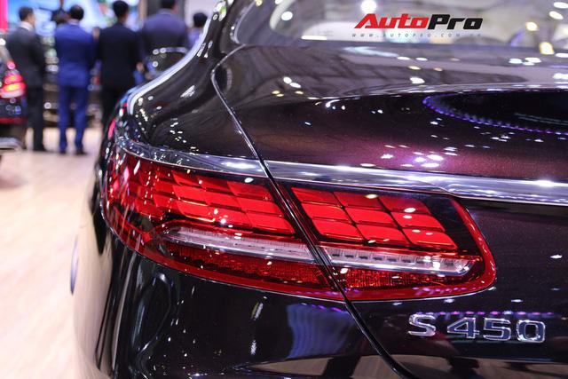 Xe pha lê Mercedes-Benz S450 4MATIC Coupe chốt giá hơn 6,1 tỷ đồng - Ảnh 11.