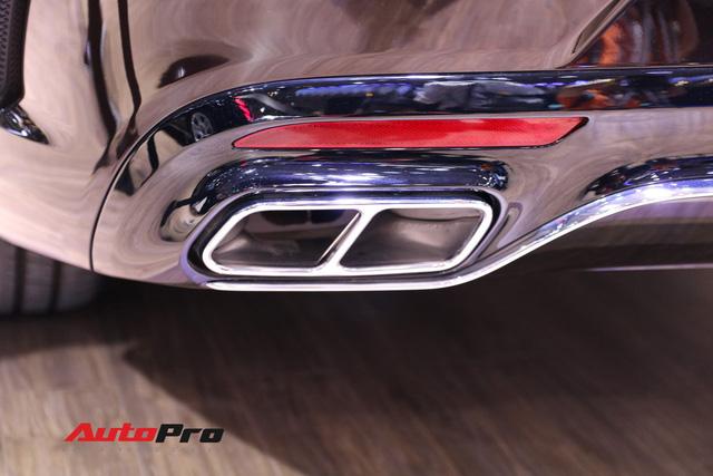 Xe pha lê Mercedes-Benz S450 4MATIC Coupe chốt giá hơn 6,1 tỷ đồng - Ảnh 9.