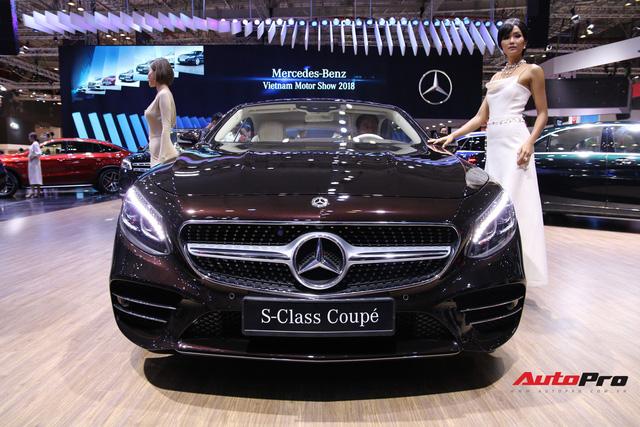 Xe pha lê Mercedes-Benz S450 4MATIC Coupe chốt giá hơn 6,1 tỷ đồng - Ảnh 5.