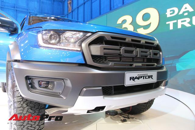 Đánh giá nhanh Ford Ranger Raptor: Siêu bán tải giá tầm trung gần 1,2 tỷ đồng tại Việt Nam - Ảnh 8.