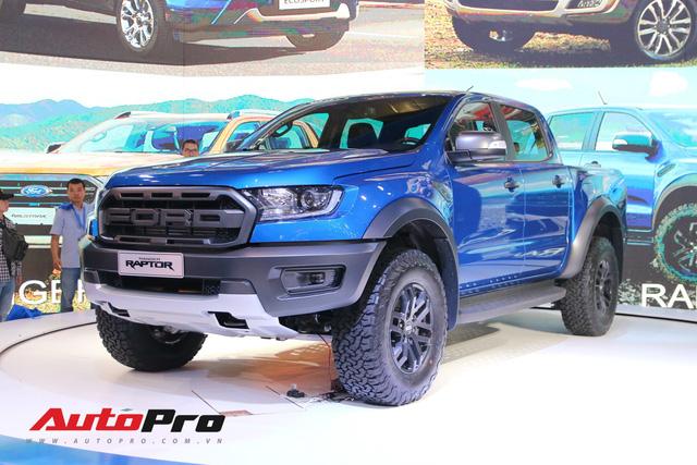 Đánh giá nhanh Ford Ranger Raptor: Siêu bán tải giá tầm trung gần 1,2 tỷ đồng tại Việt Nam - Ảnh 9.