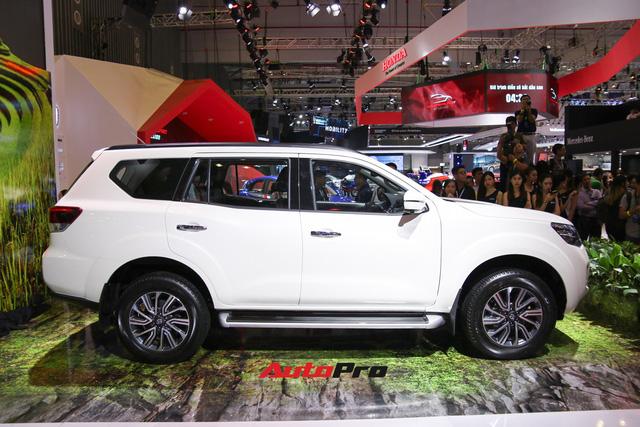 Đánh giá nhanh Nissan Terra: Ngôi sao mới trong phân khúc SUV 7 chỗ - Ảnh 5.