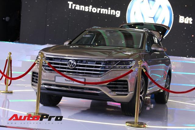 Đánh giá nhanh VW Touareg 2019: SUV tiền tỷ nhiều công nghệ bậc nhất Việt Nam - Ảnh 9.