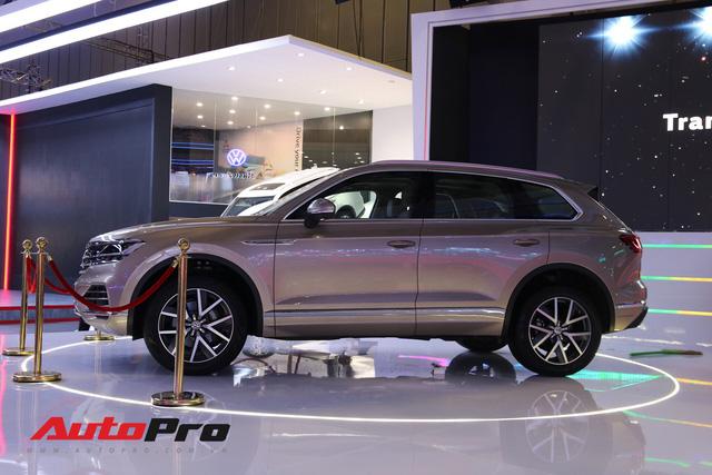 Đánh giá nhanh VW Touareg 2019: SUV tiền tỷ nhiều công nghệ bậc nhất Việt Nam - Ảnh 5.