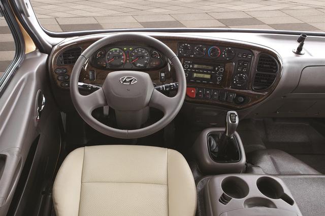 Xe khách Hyundai County ra mắt phiên bản mới tại Việt Nam - Ảnh 3.