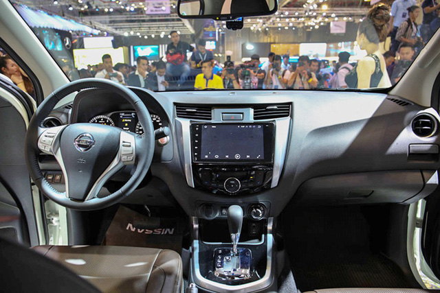 So sánh Nissan Terra với Toyota Fortuner: Thua động cơ, thắng công nghệ, giá dự kiến thấp hơn gần 150 triệu đồng - Ảnh 3.