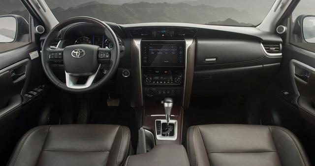 So sánh Nissan Terra với Toyota Fortuner: Thua động cơ, thắng công nghệ, giá dự kiến thấp hơn gần 150 triệu đồng - Ảnh 4.