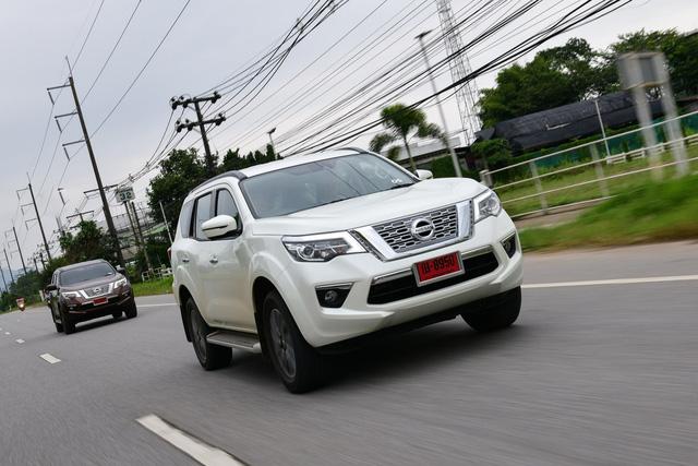 Lái thử Nissan Terra: SUV 7 chỗ sáng giá trong nhóm không phải Fortuner - Ảnh 7.