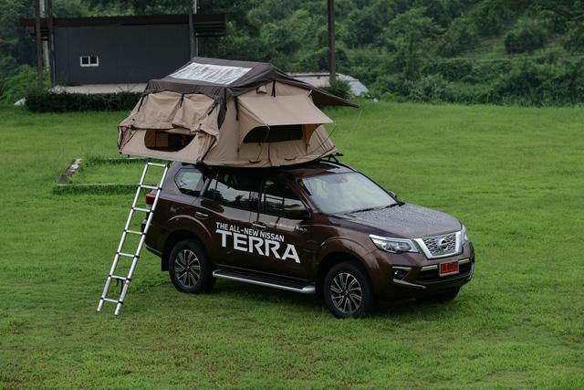 Lái thử Nissan Terra: SUV 7 chỗ sáng giá trong nhóm không phải Fortuner - Ảnh 19.