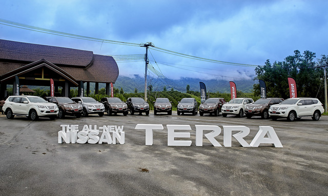 Lái thử Nissan Terra: SUV 7 chỗ sáng giá trong nhóm không phải Fortuner - Ảnh 2.