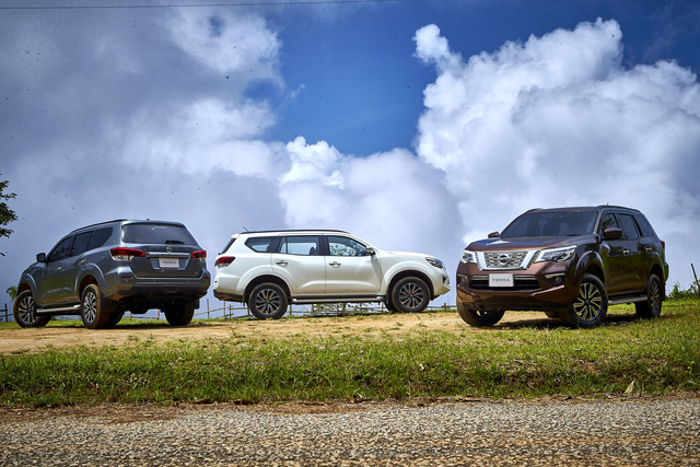 Lái thử Nissan Terra: SUV 7 chỗ sáng giá trong nhóm không phải Fortuner - Ảnh 1.