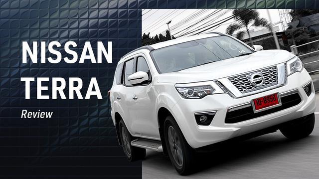 """Lái thử Nissan Terra: SUV 7 chỗ sáng giá trong nhóm """"không phải Fortuner"""""""