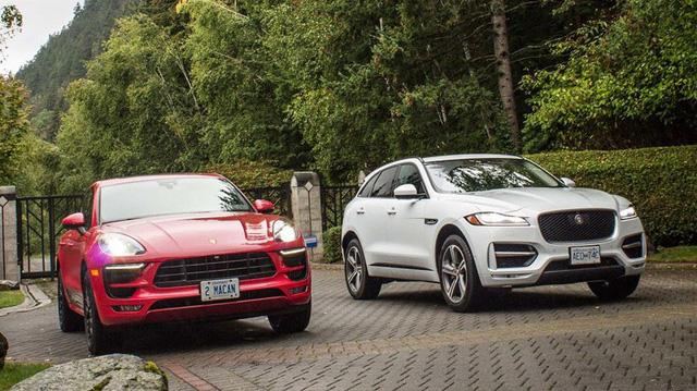 Giá từ gần 3 tỷ đồng, Jaguar E-PACE cạnh tranh sòng phẳng Porsche Macan tại Việt Nam