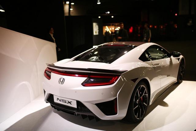 Honda trình làng siêu xe NSX 2019, khách muốn cầm lái phải chờ đợi đến cuối năm - Ảnh 4.