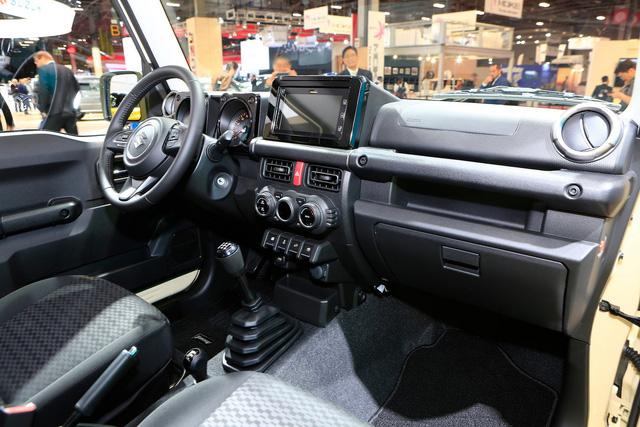 Suzuki Jimny được săn đón tại Paris Motor Show - Ảnh 4.