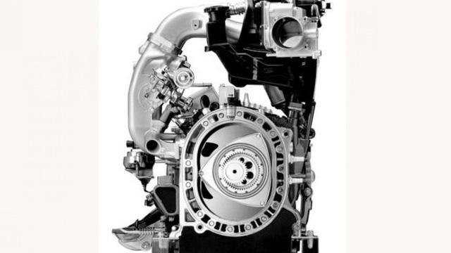 Mazda xác nhận đem động cơ xoay trở lại nhưng theo cách hoàn toàn mới - Ảnh 1.