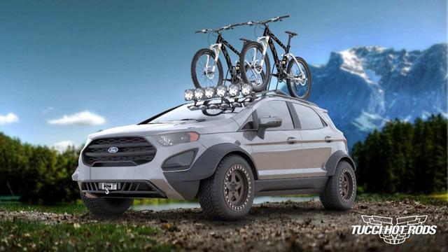 7 bản độ của Ford Ranger dễ khiến dân mê bán tải thêm phát cuồng - Ảnh 12.