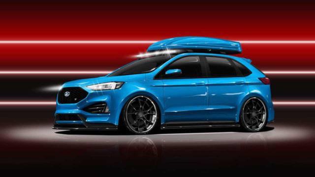 7 bản độ của Ford Ranger dễ khiến dân mê bán tải thêm phát cuồng - Ảnh 13.