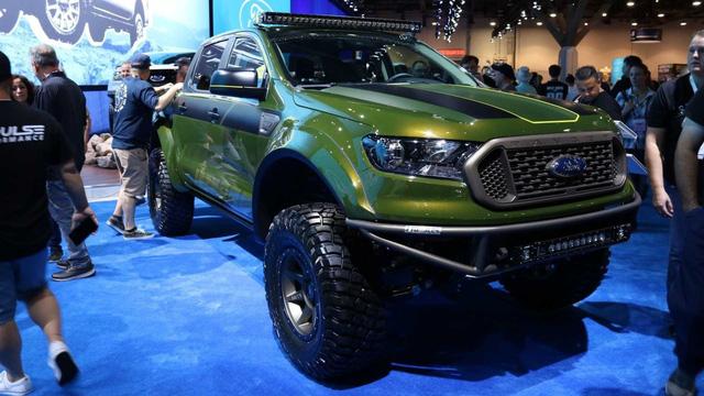7 bản độ của Ford Ranger dễ khiến dân mê bán tải thêm phát cuồng - Ảnh 4.