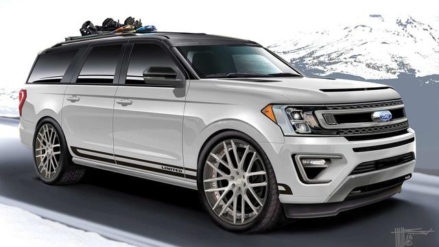 7 bản độ của Ford Ranger dễ khiến dân mê bán tải thêm phát cuồng - Ảnh 14.