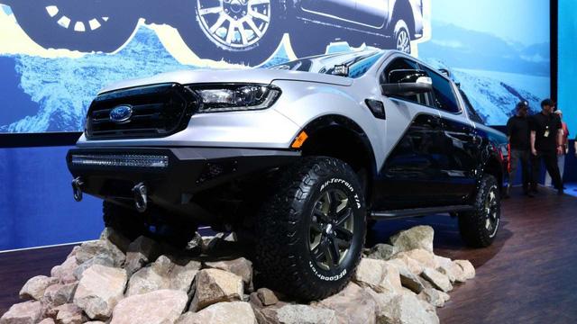 7 bản độ của Ford Ranger dễ khiến dân mê bán tải thêm phát cuồng - Ảnh 6.