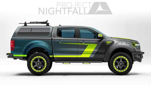 7 bản độ của Ford Ranger dễ khiến dân mê bán tải thêm phát cuồng - Ảnh 8.