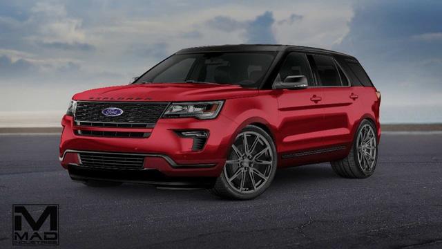 7 bản độ của Ford Ranger dễ khiến dân mê bán tải thêm phát cuồng - Ảnh 16.