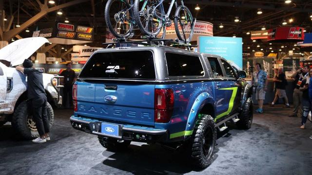 7 bản độ của Ford Ranger dễ khiến dân mê bán tải thêm phát cuồng - Ảnh 9.