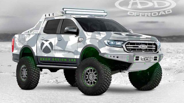 7 bản độ của Ford Ranger dễ khiến dân mê bán tải thêm phát cuồng - Ảnh 11.