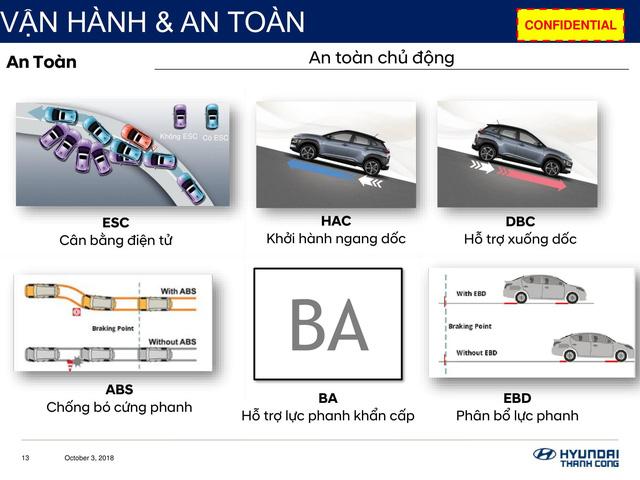 Chi tiết Hyundai Santa Fe 2019 sắp bán ở Việt Nam: Khung cứng hơn, động cơ mạnh hơn, hộp số hoàn toàn mới - Ảnh 9.