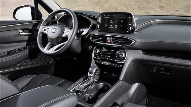 Lộ thông số Hyundai Santa Fe 2019 trước ngày ra mắt tại Việt Nam - Ảnh 4.