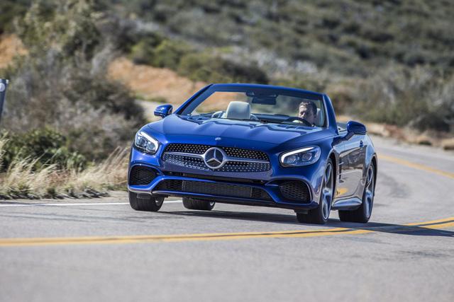 Mercedes-Benz SL thế hệ mới chốt lịch ra mắt với công nghệ mới đi kèm - Ảnh 1.