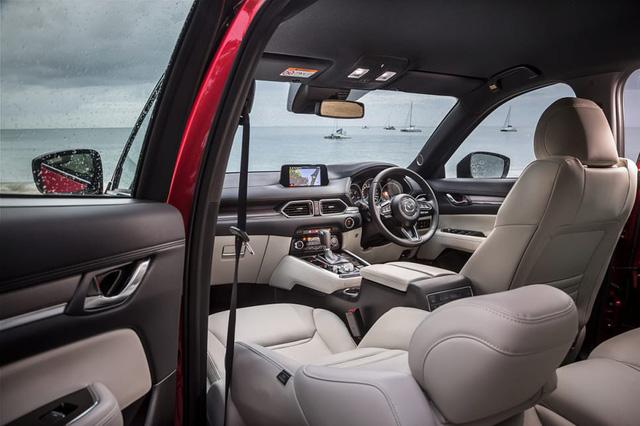 THACO xác nhận đưa Mazda CX-8 về Việt Nam, gia nhập phân khúc SUV 7 chỗ - Ảnh 7.