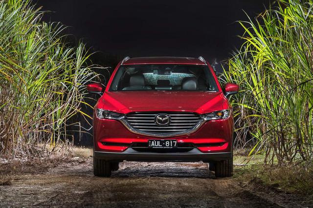 THACO xác nhận đưa Mazda CX-8 về Việt Nam, gia nhập phân khúc SUV 7 chỗ - Ảnh 3.