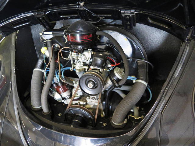 Chiếc Volkswagen Beetle này có giá tới 1 triệu USD và đây là lý do tại sao - Ảnh 4.