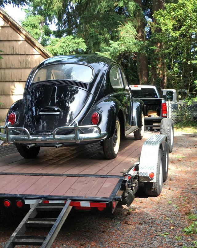Chiếc Volkswagen Beetle này có giá tới 1 triệu USD và đây là lý do tại sao - Ảnh 6.