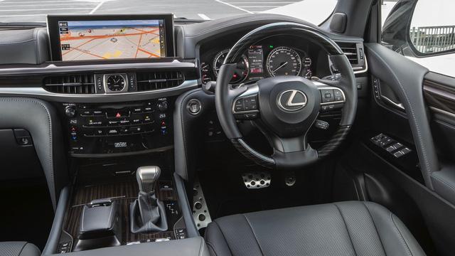 Ra mắt Lexus LX 570 S - SUV 7 chỗ siêu đắt đỏ - Ảnh 4.