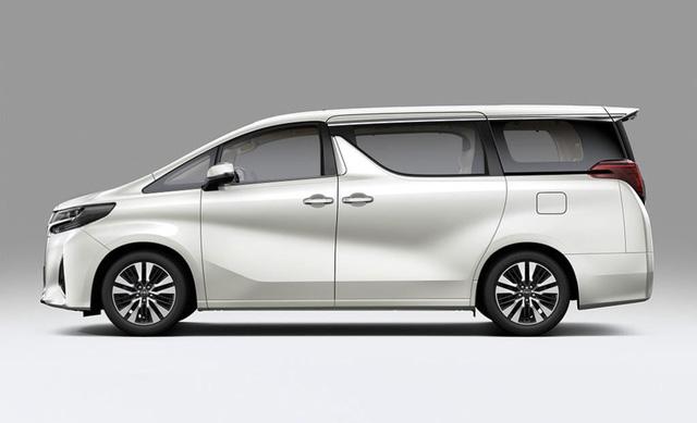 Chuyên cơ mặt đất Toyota Alphard nâng cấp tại Việt Nam, giá tăng hơn 500 triệu đồng - Ảnh 1.