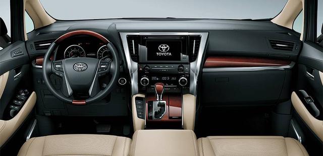 Chuyên cơ mặt đất Toyota Alphard nâng cấp tại Việt Nam, giá tăng hơn 500 triệu đồng - Ảnh 3.