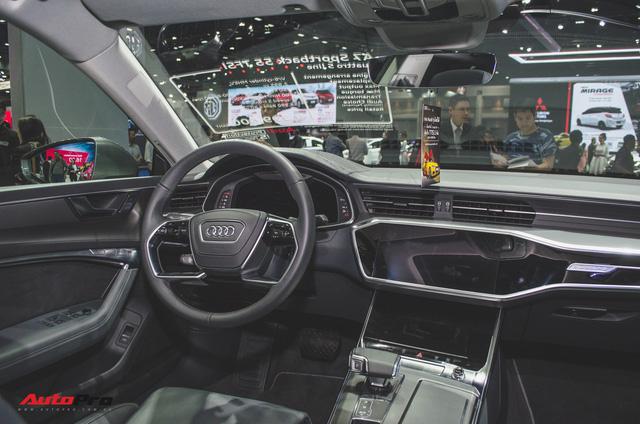 Audi A7 Sportback 2018 đầu tiên cập cảng Việt Nam: Đối trọng của BMW 6-Series Gran Coupe - Ảnh 3.
