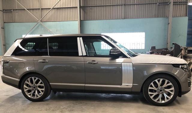 Range Rover Autobiography LWB 2018 chính hãng đầu tiên về Việt Nam, giá dự kiến hơn 11 tỷ đồng - Ảnh 4.