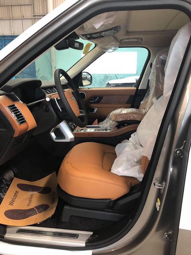 Range Rover Autobiography LWB 2018 chính hãng đầu tiên về Việt Nam, giá dự kiến hơn 11 tỷ đồng - Ảnh 5.