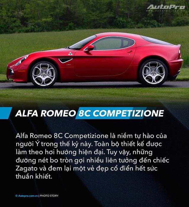 10 mẫu xe đẹp nhất thế kỷ 21 vắng bóng Lamborghini, Rolls-Royce và hàng loạt tên tuổi lớn - Ảnh 2.