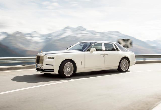 Rolls-Royce Phantom VIII đầu tiên Việt Nam sắp xuất hiện - Ảnh 10.