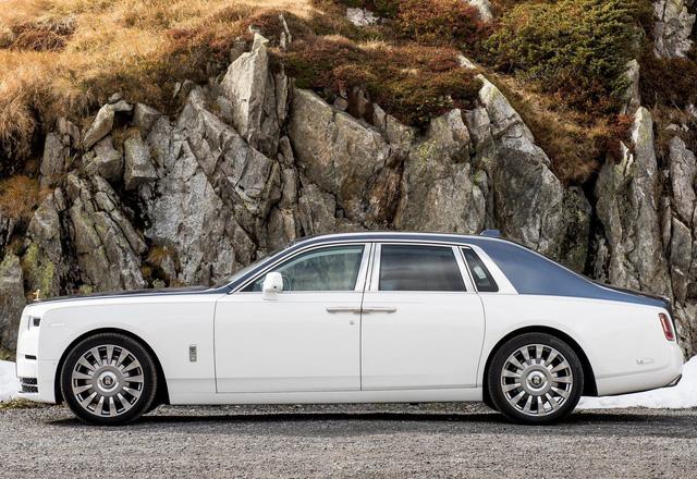 Rolls-Royce Phantom VIII đầu tiên Việt Nam sắp xuất hiện ngay trong tháng này - Ảnh 8.