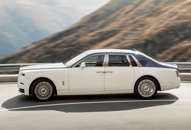 Rolls-Royce Phantom VIII đầu tiên Việt Nam sắp xuất hiện - Ảnh 6.