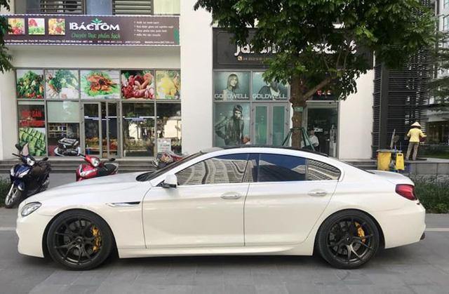 BMW 640i Gran Coupe 2012 độ 700 triệu tiền đồ được rao bán hơn 2,3 tỷ đồng - Ảnh 1.