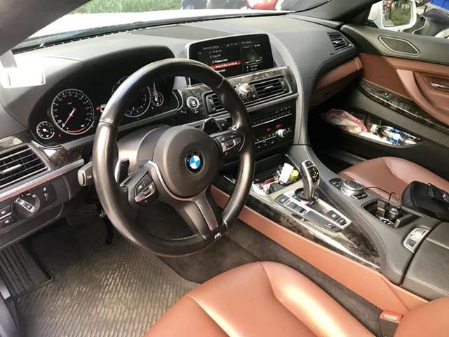 BMW 640i Gran Coupe 2012 độ 700 triệu tiền đồ được rao bán hơn 2,3 tỷ đồng - Ảnh 4.